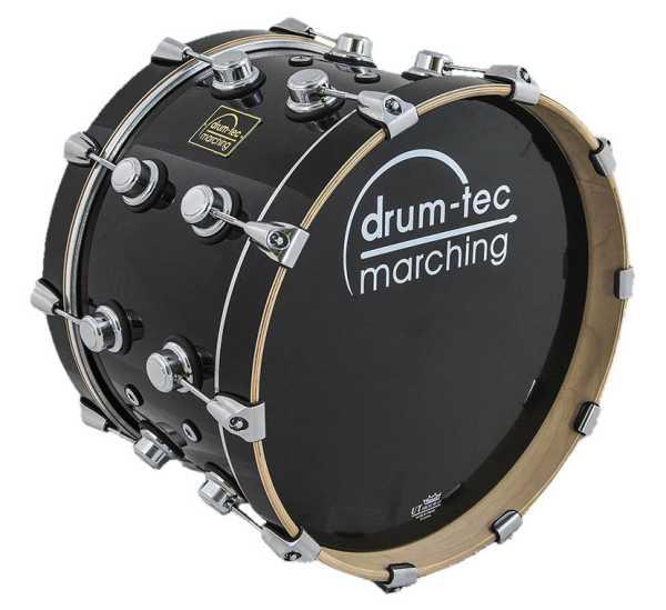 MBC-1810B PURE BIRCH Marching Bass Drum