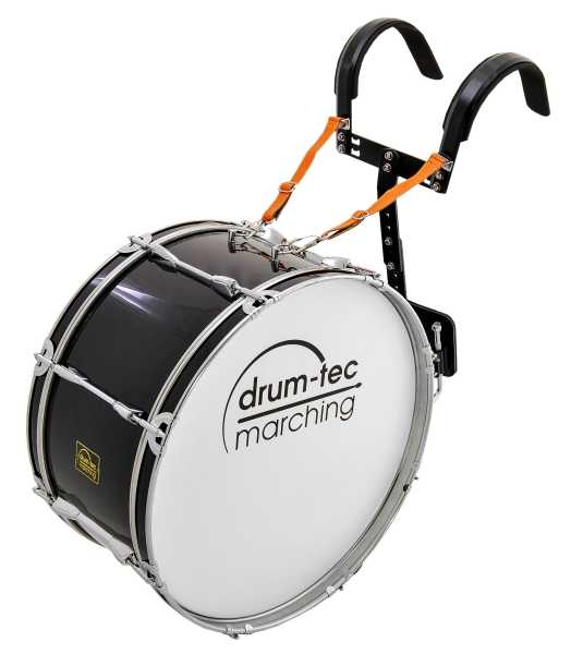 MBC-2210LCB Marching Bass Drum mit Tragegestell