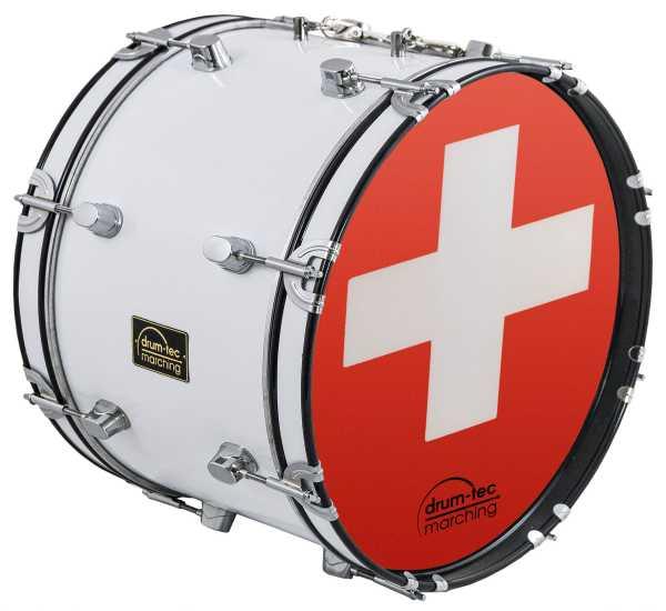 MBC-18 Schweiz Bass Drum / Fan Trommel