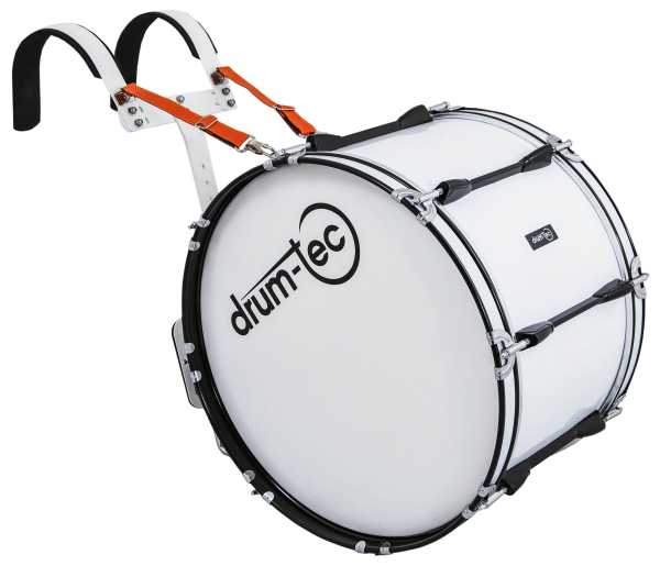 MBC-2012LC Marching Bass Drum