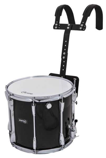 """dt-Marching 14"""" x 12"""" Snare mit Tragegestell"""