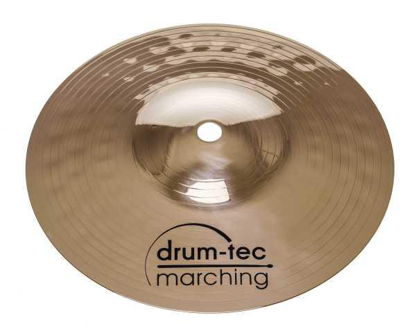 "CHY-0808S drum-tec 8"" Effekt Becken, Bronze"