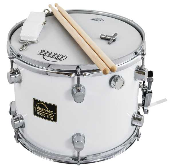 """dt-Marching 10x5"""" Classic Snare Drum"""