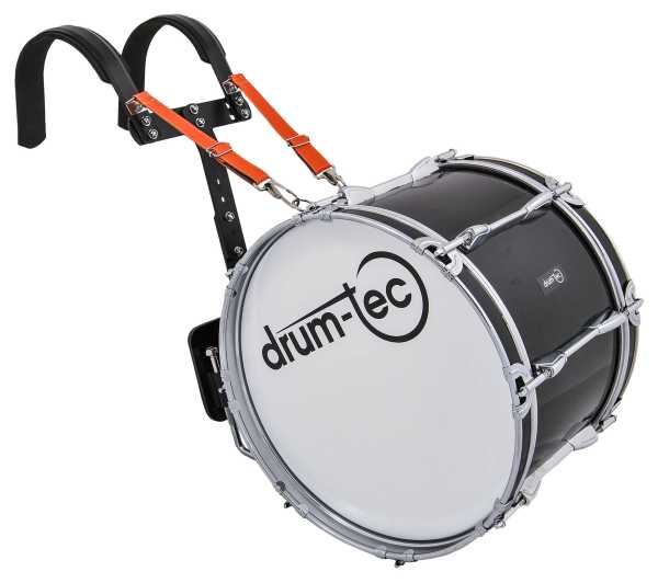 "dt-Marching 16"" x 10"" Bass Drum"