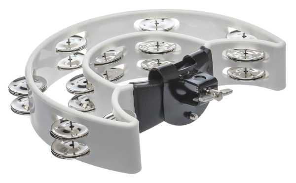 818 Power-2 Tambourine mit Halter