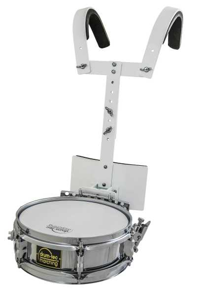 "dt-Marching 10x3,5"" Chrom Snare Drum"