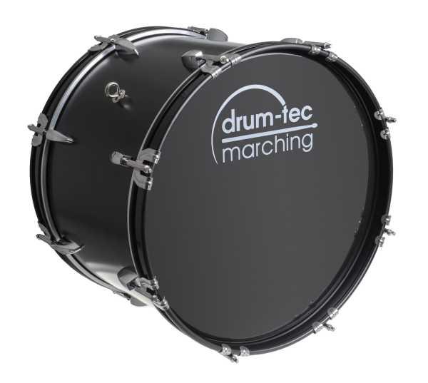 JBMB1812A Classic Line Marching Bass Drum 18x12